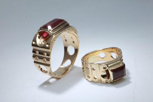 Дизайн кольца на заказ